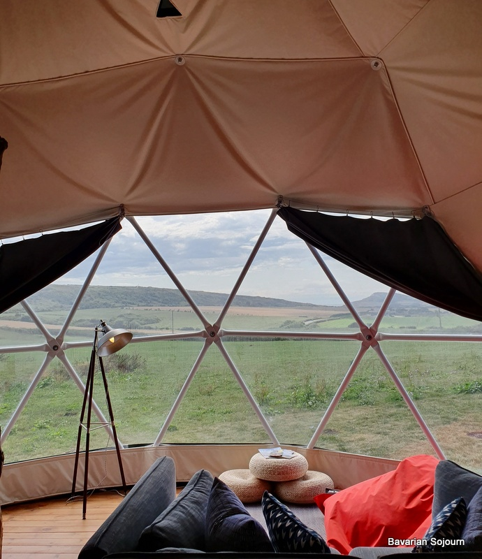 Toms Eco Lodge Dome