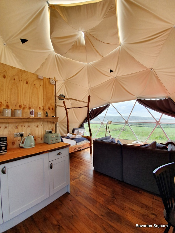 Dome Tent Toms Eco Lodge