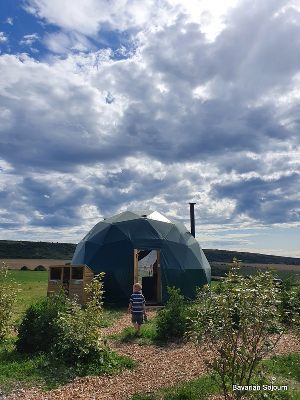 Toms Eco Lodge Dome