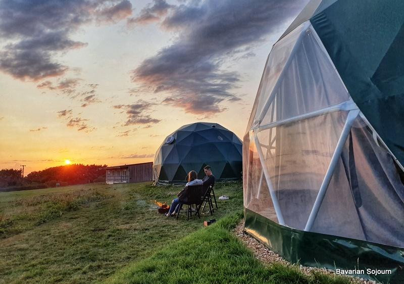 Sunset Toms Eco Lodge