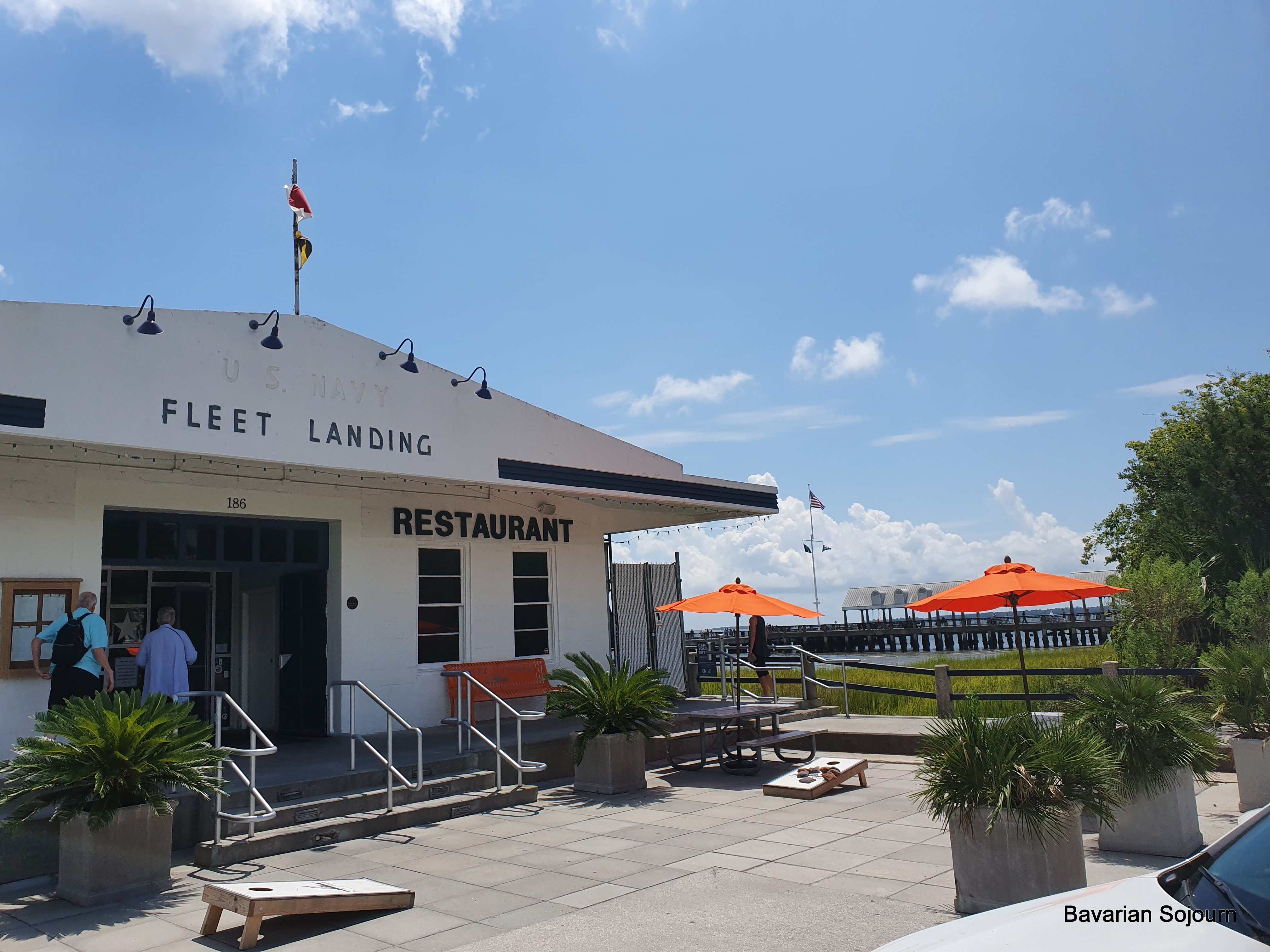 Fleet Landings