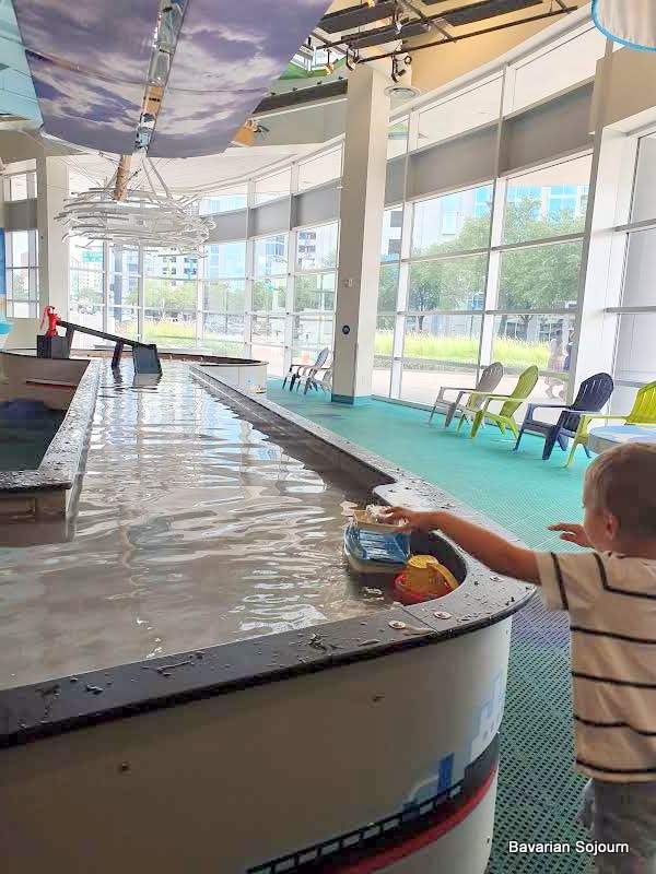 water play glazier museum tampa