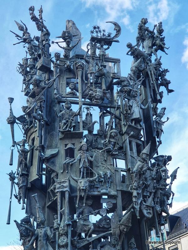 Mainz Statue