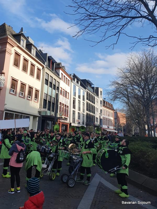 Mainz Karneval Band