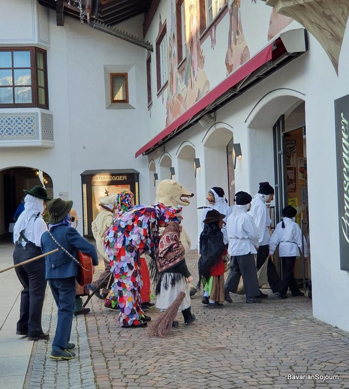 Fasching Garmisch