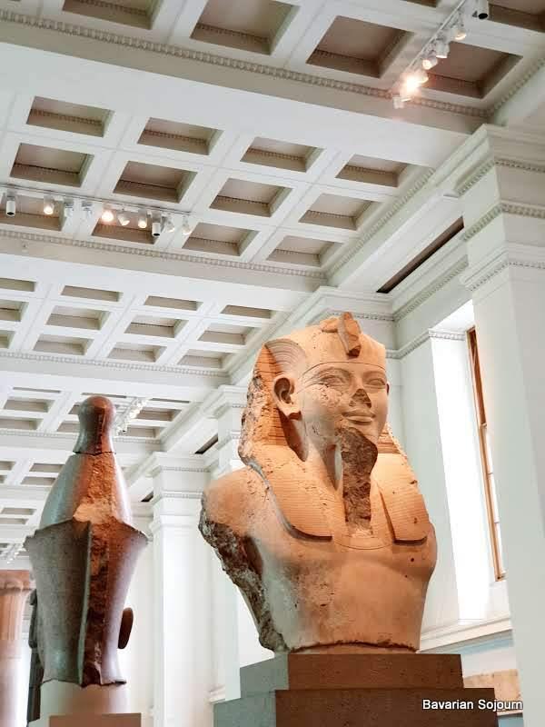 egyptian british museum