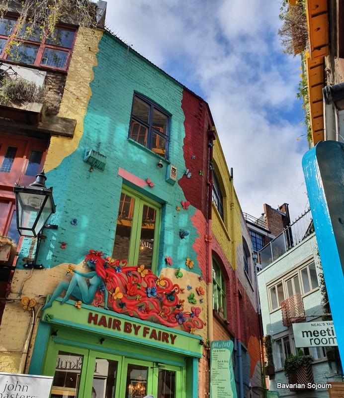 London Colours
