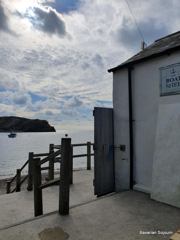 Boat Shed Cafe Lulworth