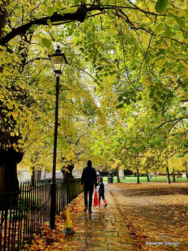 Autumn in Winchester