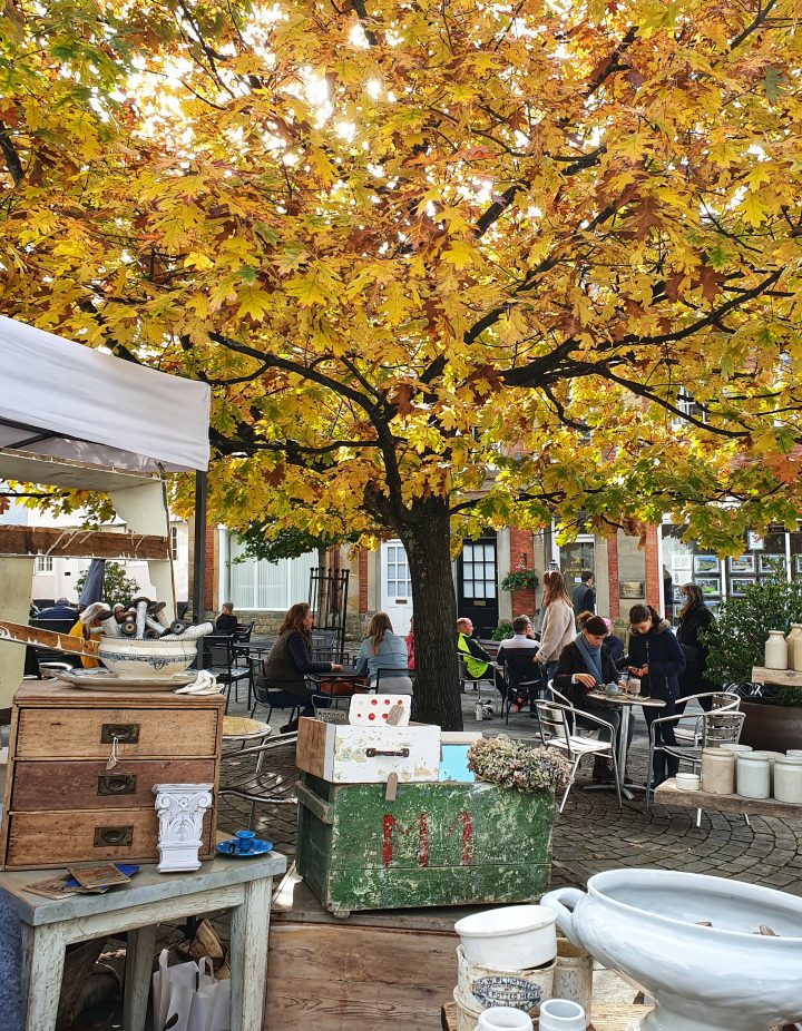 Country Brocante Autumn Fair Midhurst