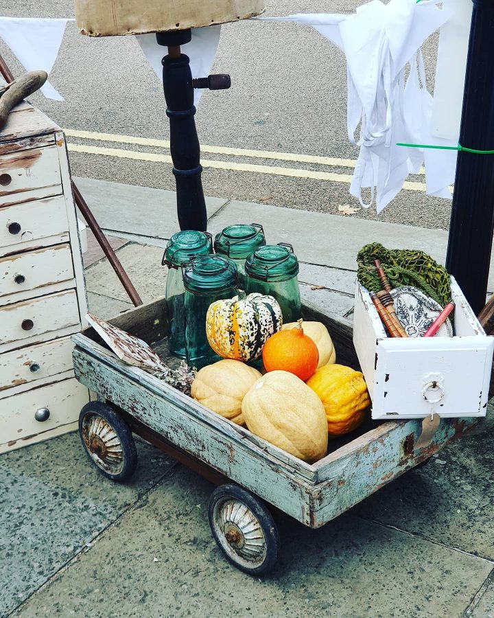 Autumn Brocante Fair Midhurst