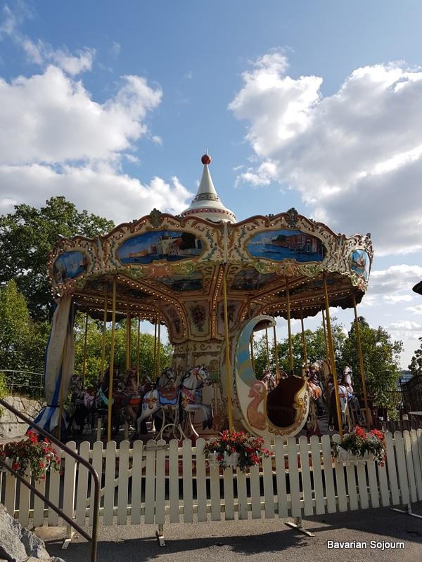 Skansen Fairground