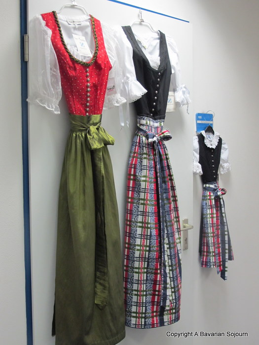 A Trip to the Tracht Shop…