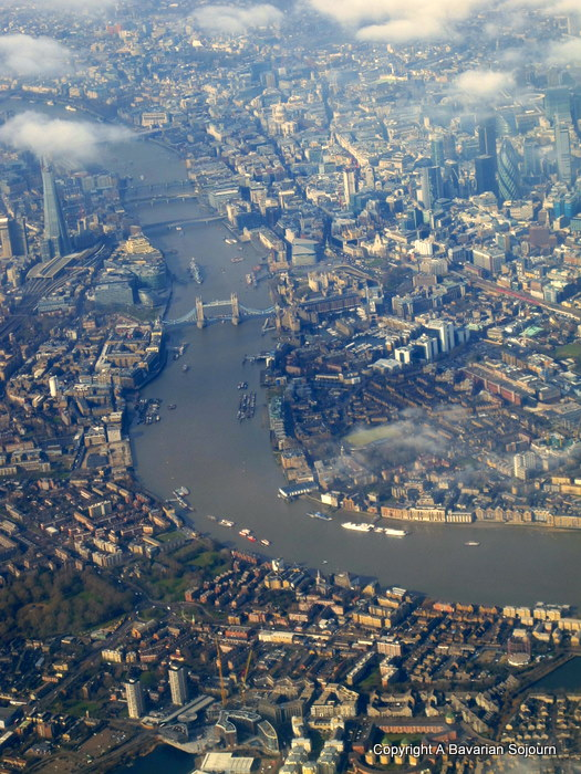 Sunday Picture – London from the Air