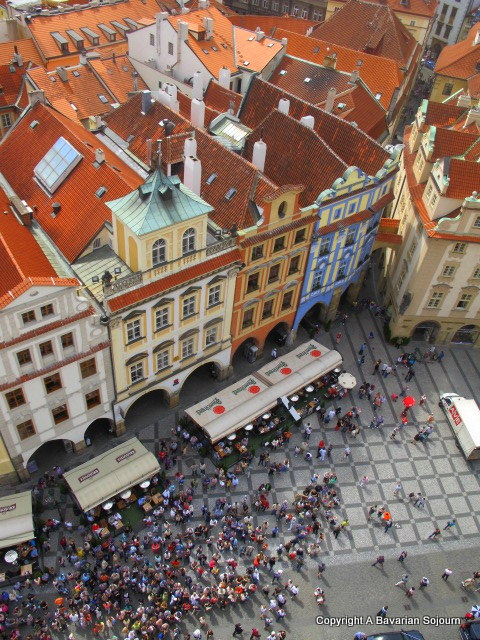 Bohemian Roof Tops – Prague
