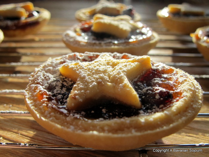 Traditional mince pie recipe a bavarian sojourn for English mincemeat recipe