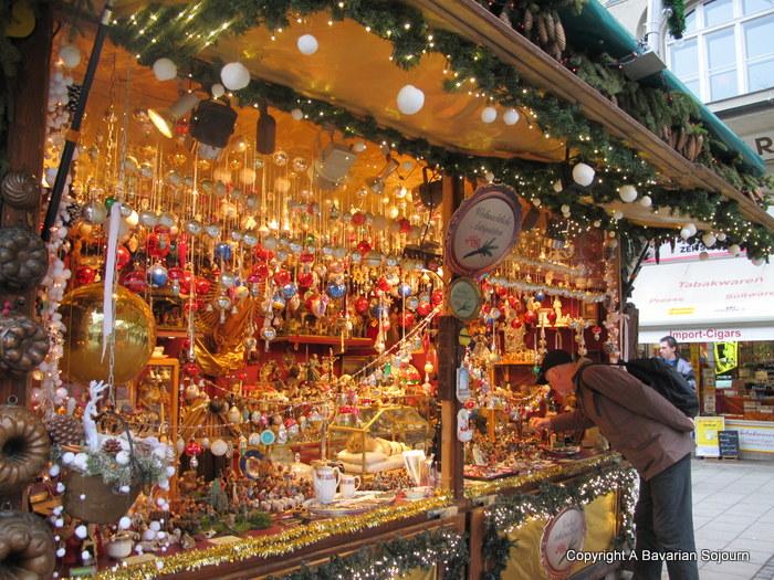 Seasonal Shopping – Munich's Christmas Markets…