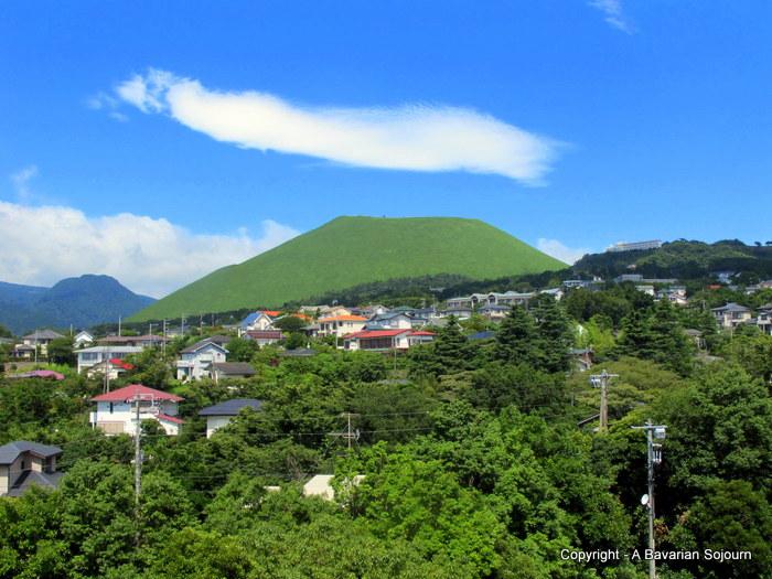 Volcano Conquering – Omuroyama – Izu Kogen Highlands
