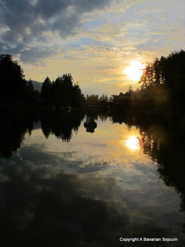 Sunday Photo – Swimming Lake