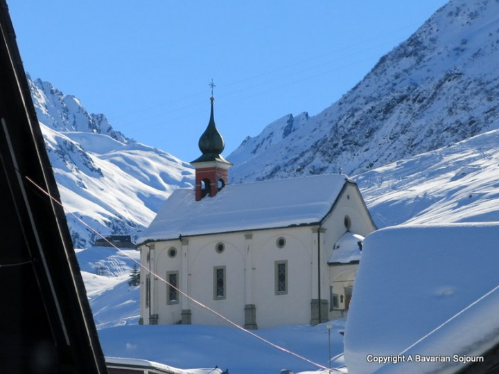 Andermatt – Switzerland
