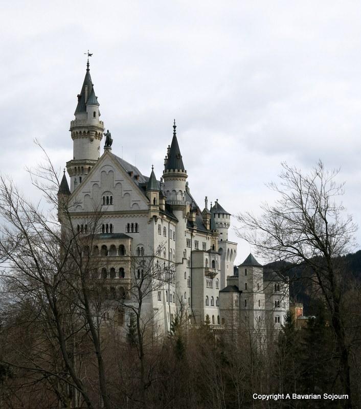 Revisiting Neuschwanstein…