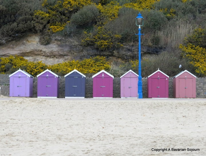 Sunday Photo – Bournemouth Beach Huts