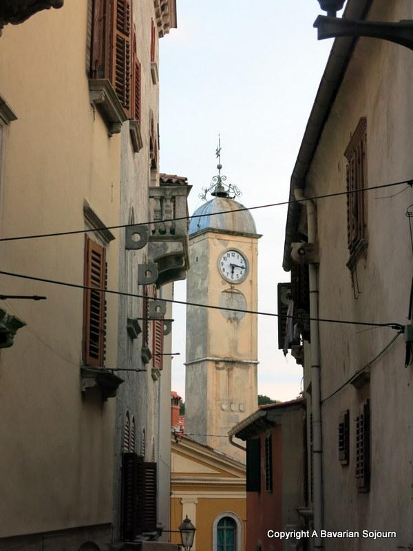 labin clocktower