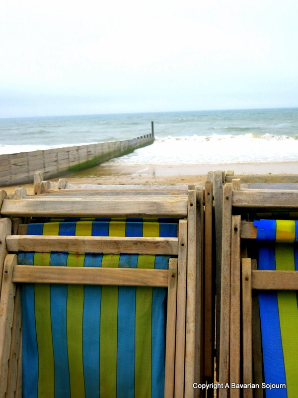 Sunday Photo – Deckchairs