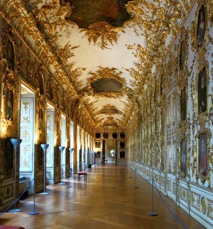 Sunday Photo – Ancestral Gallery – Residence – Munich
