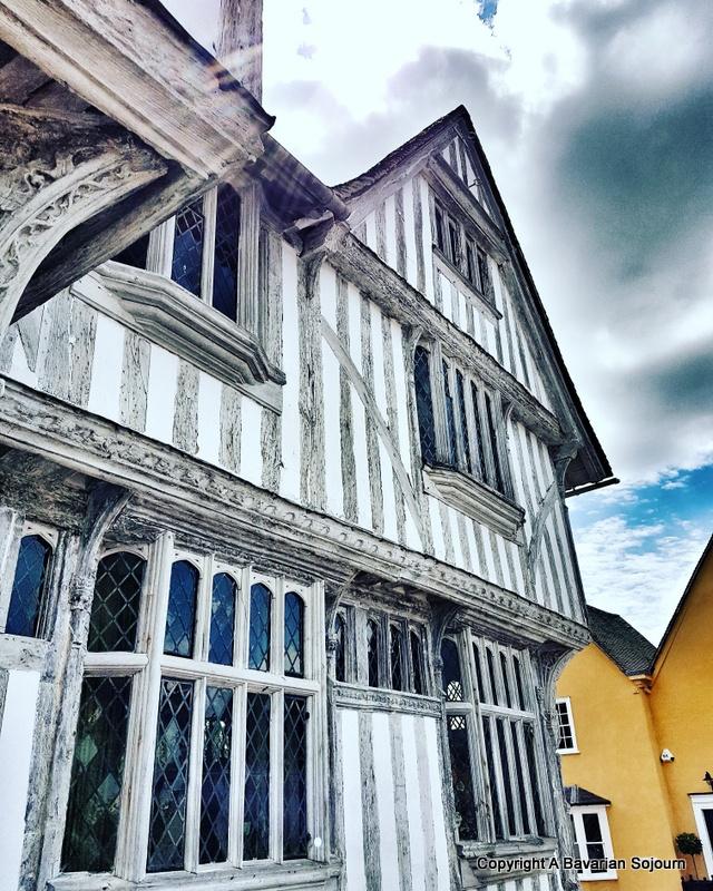 Sunday Photo – Lavenham Guildhall