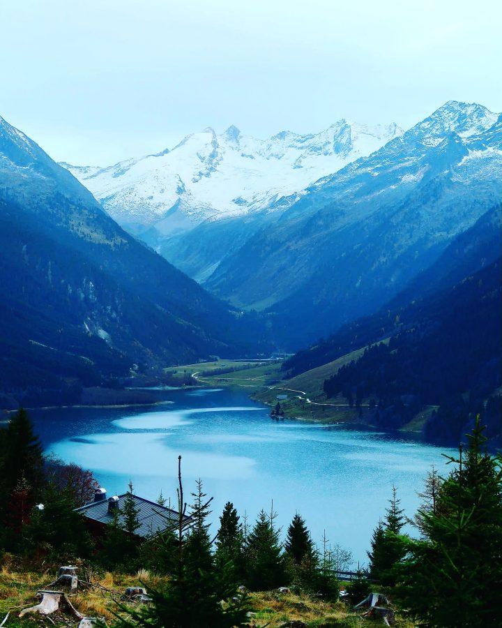 Sunday Photo – Mountain View – Tyrol