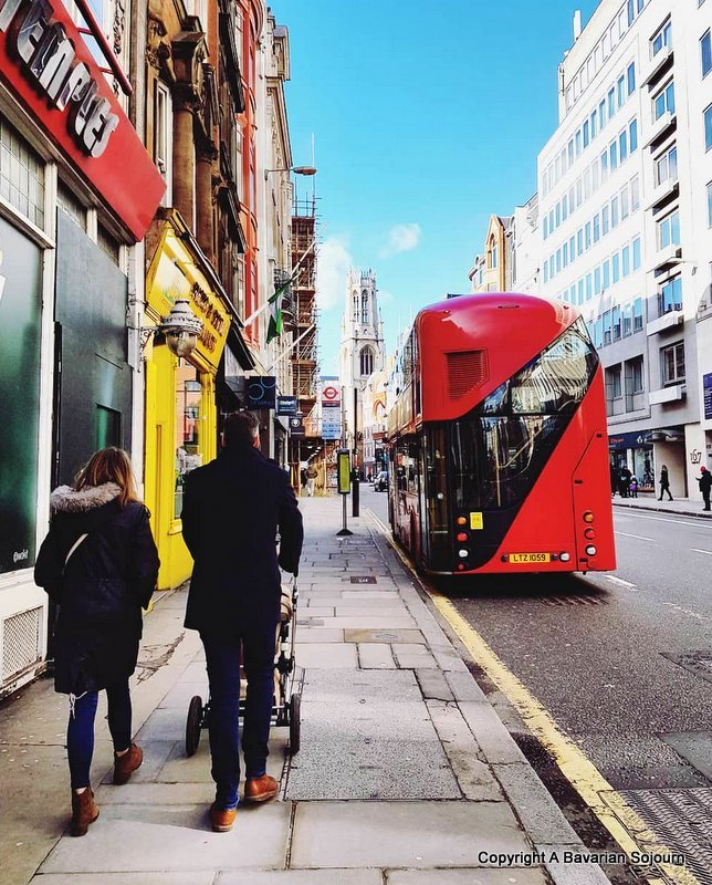 Introducing Favourite Cities – a few days in London