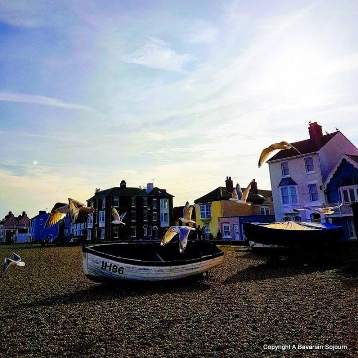 An Afternoon in Aldeburgh