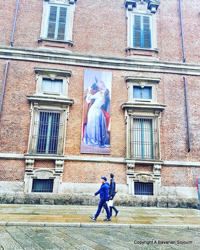 Sunday Photo – Anniversary Reminder – Milan