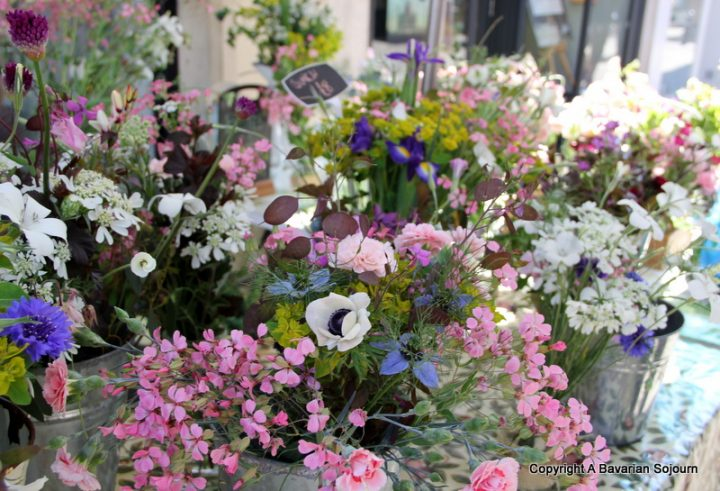 Market Flowers Winchester