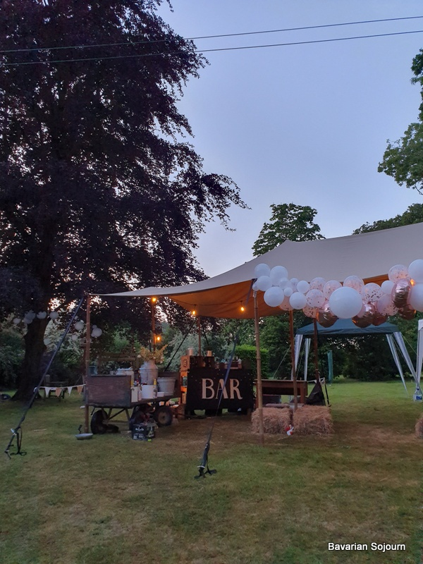 How to hold an English Summer Party