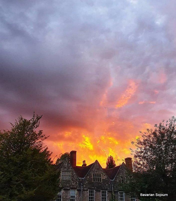 Sky Fire Winchester