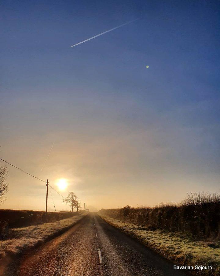 Frosty Morning Hampshire