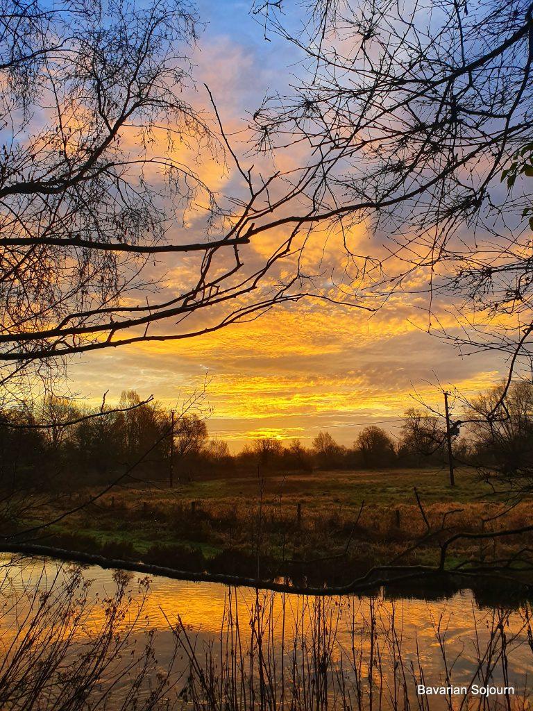 Sunrise Hampshire