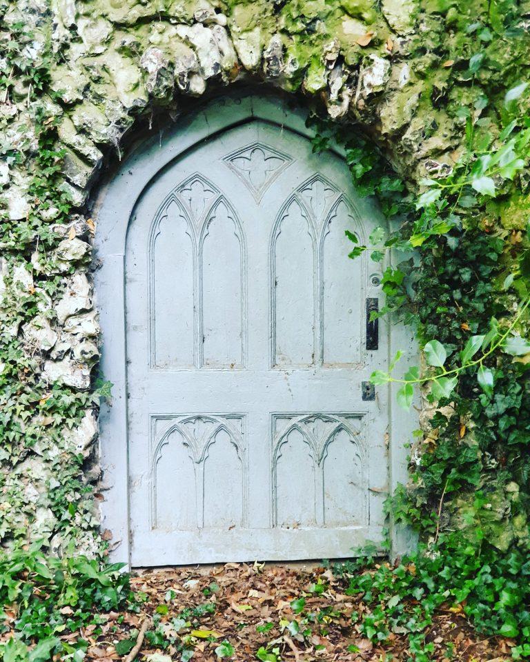 secret door houghton