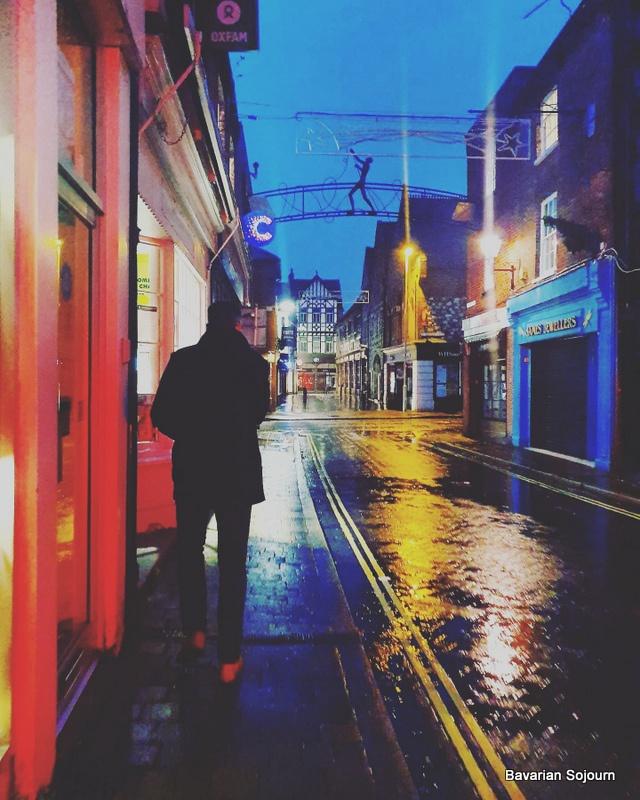 Storm Alex - Winchester